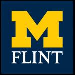 University of Michigan-Flint vertical logo