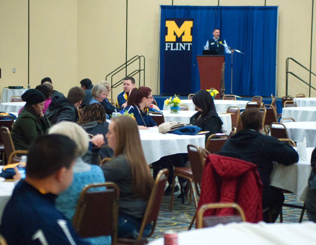 Admitted Student Day event