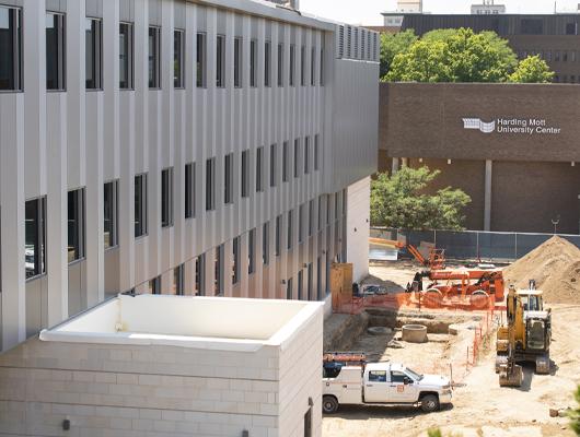 MSB construction