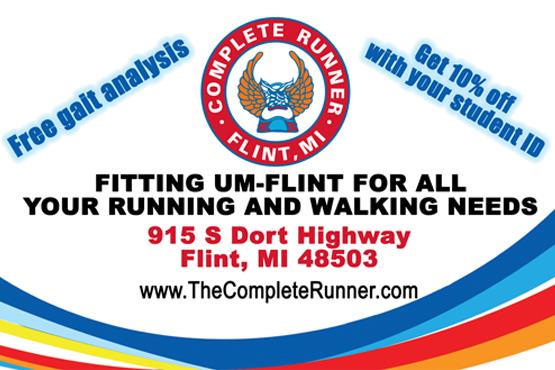 Complete Runner logo