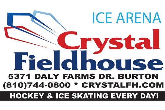 Crystal Fieldhouse logo