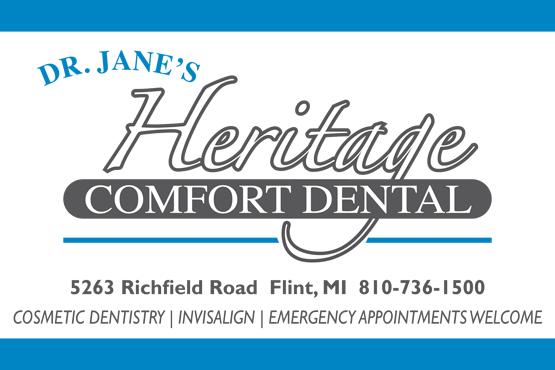 Heritage Comfort Dental logo