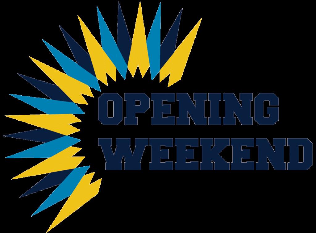 Opening Weekend logo