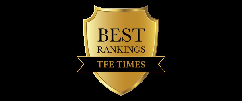 Best Rankings TFE Times logo