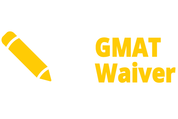 GMAT Waiver graphic