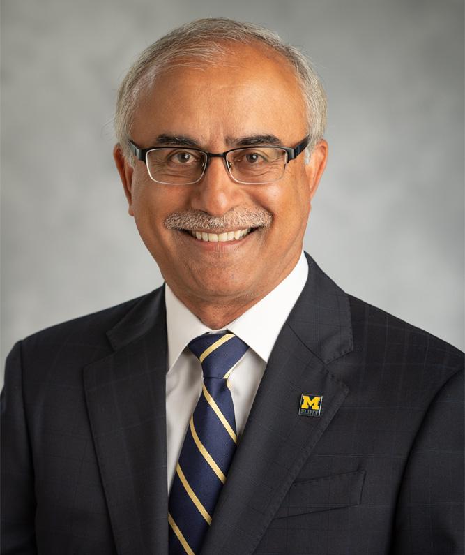 Chancellor Deba Dutta