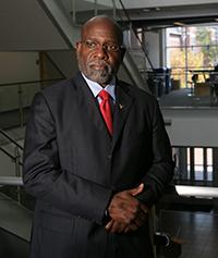 Chancellor Emeritus Charlie Nelms