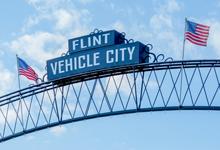 Flint arches